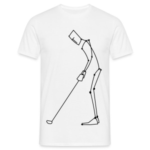 golf T-Shirts - Men's T-Shirt