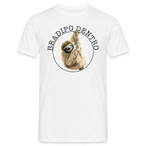 Bradipo Dentro - Maglietta da uomo