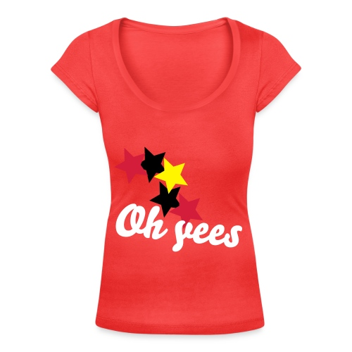 Oh yees - T-shirt scollata donna