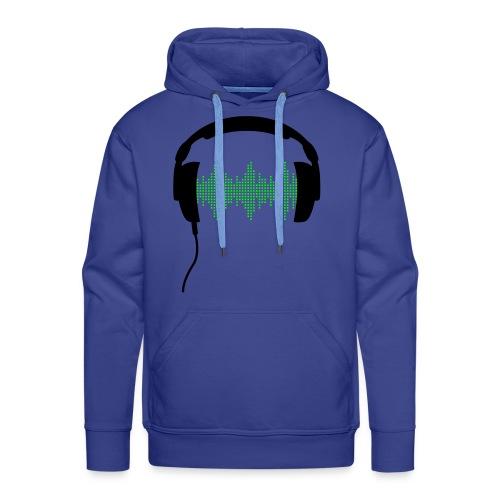 Soundlovers - Männer Premium Hoodie