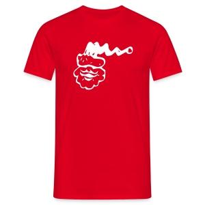 CC X-mas Rood - Mannen T-shirt