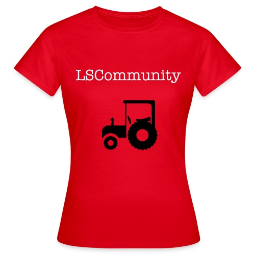 LSC Damen T-shirt - Frauen T-Shirt