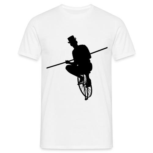 Unicycle - T-shirt herr