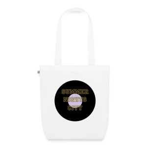summer nights city tote bag - EarthPositive Tote Bag