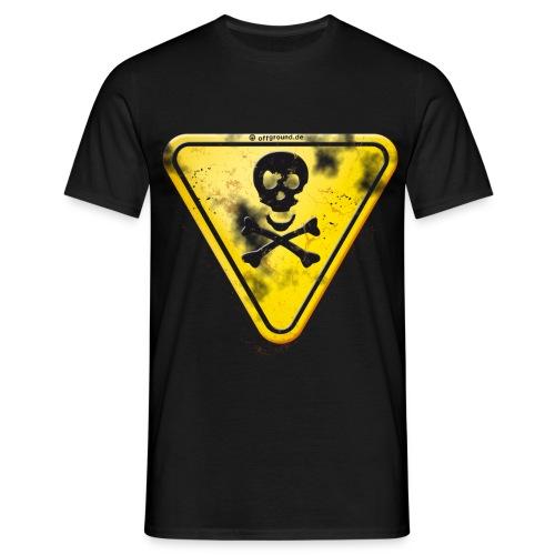 Dead - Männer T-Shirt