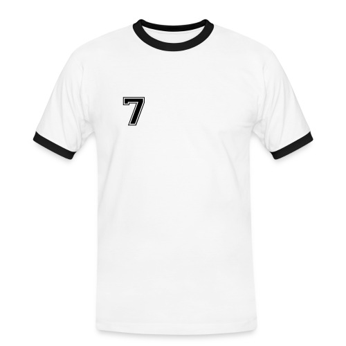 Hammerschmiede #7 - Männer Kontrast-T-Shirt