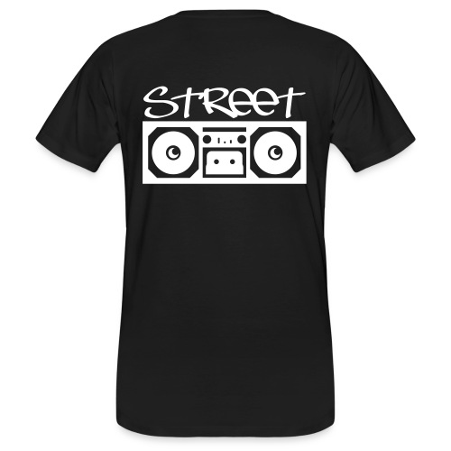 official djay - T-shirt bio Homme