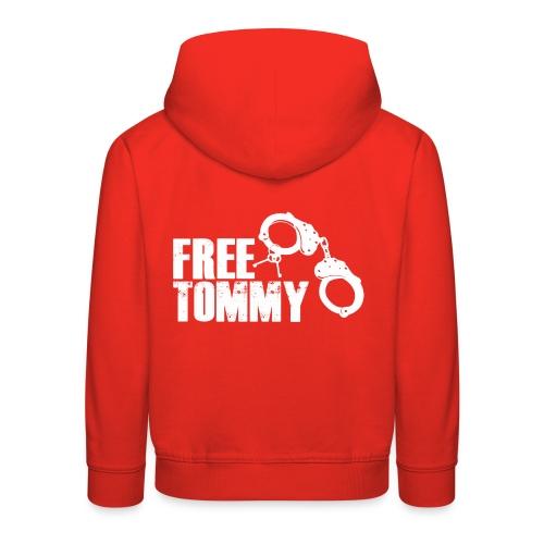 Free Tommy - Kids' Premium Hoodie