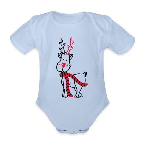 Body bébé - Organic Short-sleeved Baby Bodysuit