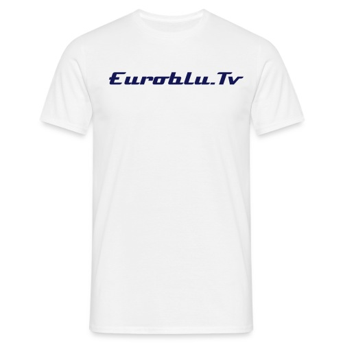 Euroblu.Tv Men's Classic T-Shirt - Men's T-Shirt