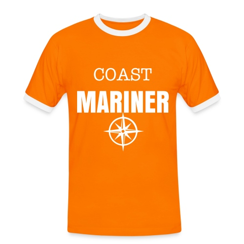 COAST MARINER - BICOLORS HOLLAND - T-shirt contrasté Homme