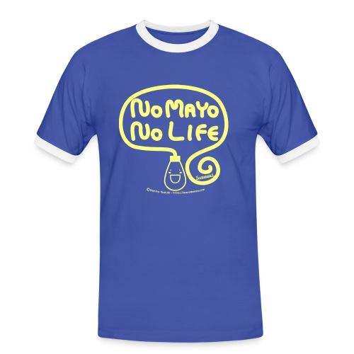 No Mayo No Life - Men's Ringer Shirt