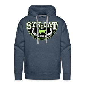syn2cat college hoody - Men's Premium Hoodie