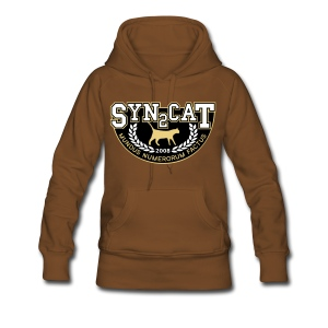 syn2cat college shirt - Women's Premium Hoodie
