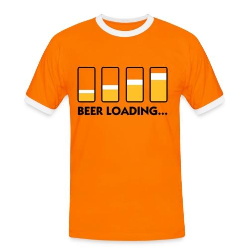 BEER LOADING - Men's Ringer Shirt