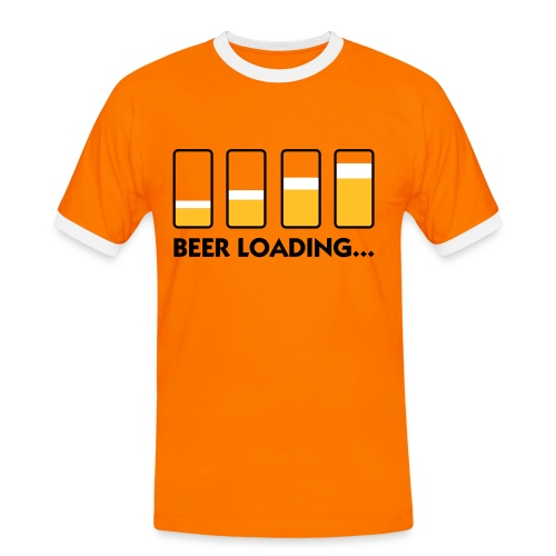 BEER LOADING - Men's Ringer Shirt