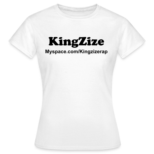 KingZize | Girlie Basic 2 - Frauen T-Shirt