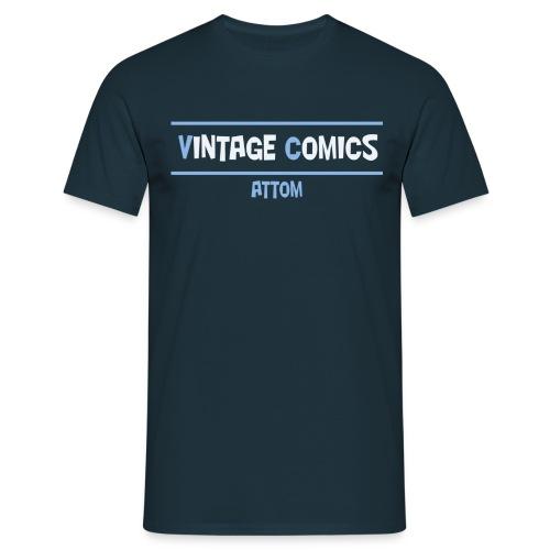Maglietta Attom - Maglietta da uomo