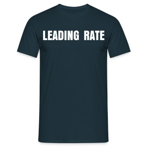 NAVY LEADING RATE - Men's T-Shirt