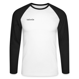 baDonDe home run rave - Men's Long Sleeve Baseball T-Shirt