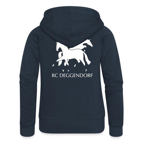 Kapuzenjacke für Reiterinnen - Frauen Premium Kapuzenjacke