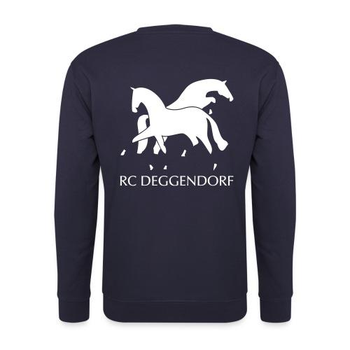 Sweatshirt für Reiter - Männer Pullover