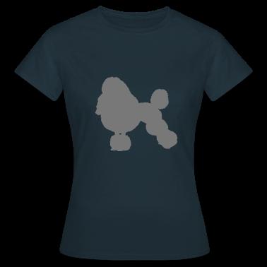 dog poodle T-Shirts