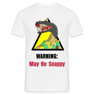 May Be Snappy men's - Men's T-Shirt