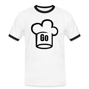 Miolo Cook Go - Men's Ringer Shirt