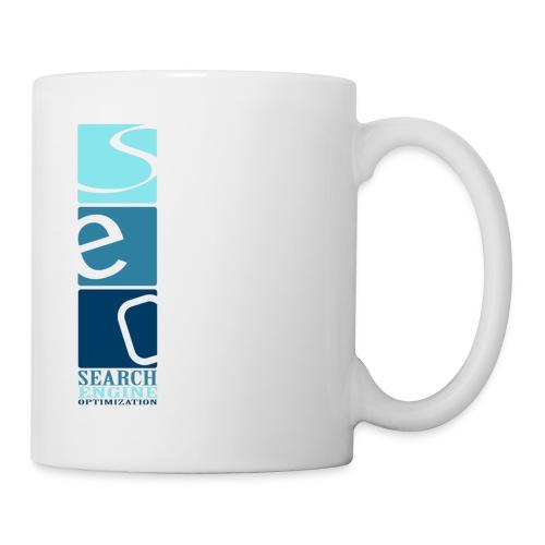 SEO Cup - Mug blanc