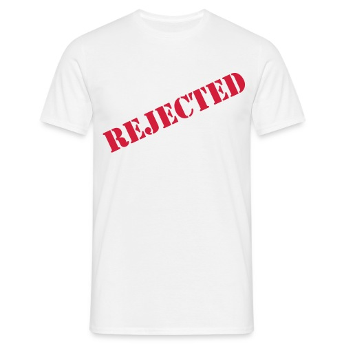 TEE REJECTED/ACCEPTED  - T-shirt herr