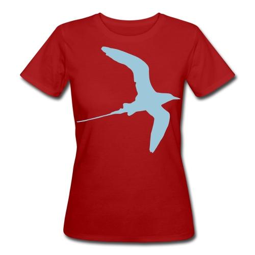 PAILLE EN QUEUE - T-shirt bio Femme