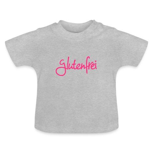 glutenfrei mädchen t-shirt - Baby T-Shirt