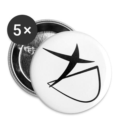 Iksdeee! Odznaka mala - Przypinka mała 25 mm