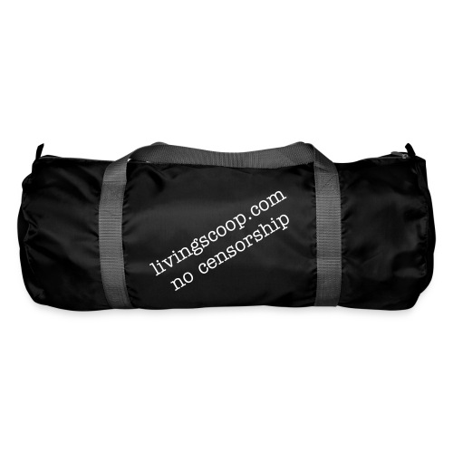 Duffel Bag Livingscoop no censorship - Duffel Bag