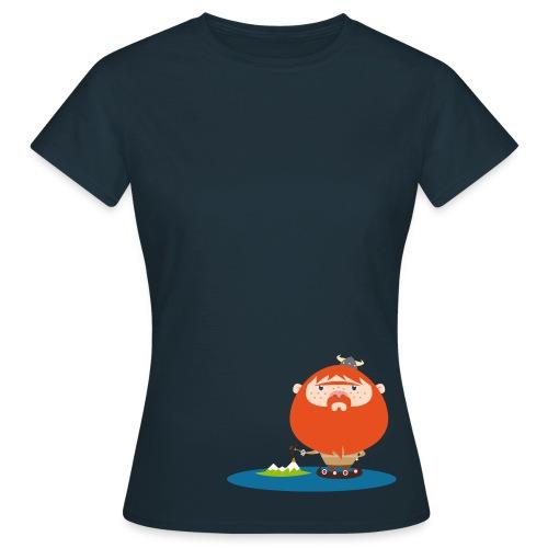 Wikinger - Frauen T-Shirt