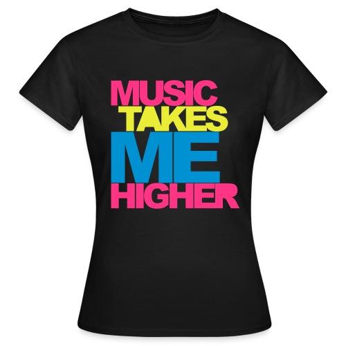 Girlieshirt, - Vrouwen T-shirt
