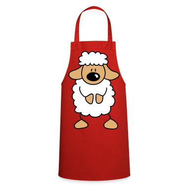 Lovely Sheep  Aprons