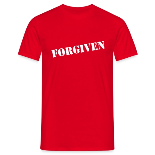 Forgiven - Men's T-Shirt