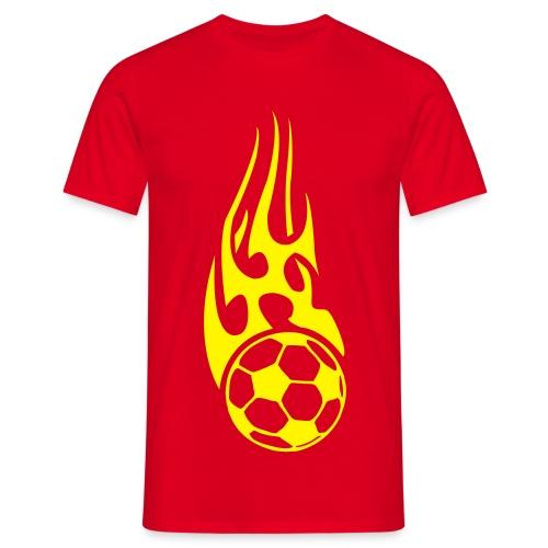 Iberian Fire - Men's T-Shirt