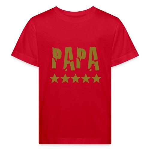 Baby -Papa - Ekologisk T-shirt barn