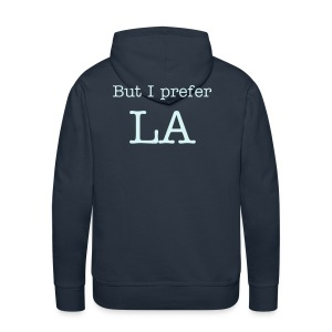 Sweat LoveLA - Sweat-shirt à capuche Premium pour hommes