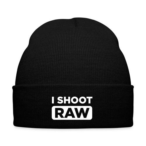 Shoot RAW - Mütze - Wintermütze