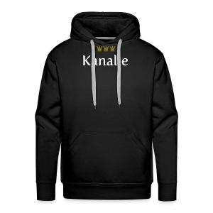 Kanalje - Männer Premium Hoodie