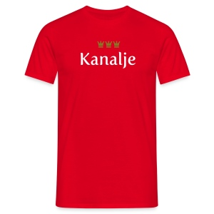 Kanalje - Männer T-Shirt