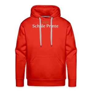 Schaele Printe - Männer Premium Hoodie