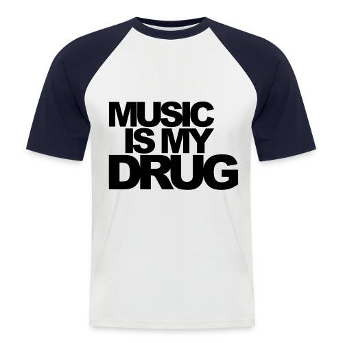 gun - Men's Baseball T-Shirt