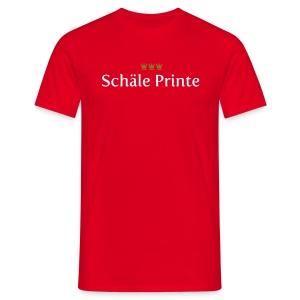 Schaele Printe - Männer T-Shirt