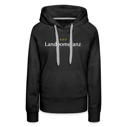 Landpomeranz - Frauen Premium Hoodie