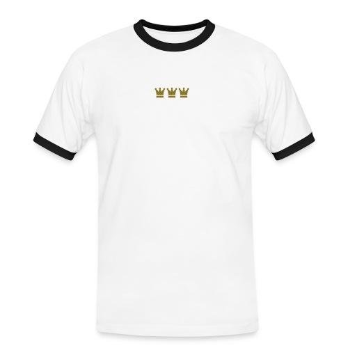 Labbes - Männer Kontrast-T-Shirt